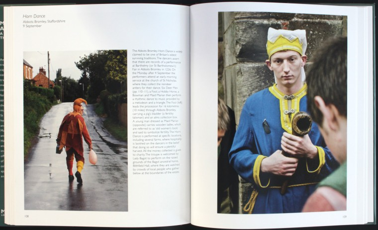 Hannant, Sara: Mummers, Maypoles and Milkmaids, a journey through the English ritual year, London, (Merrell) 2011,