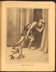 EH Shepard, Punch 1942