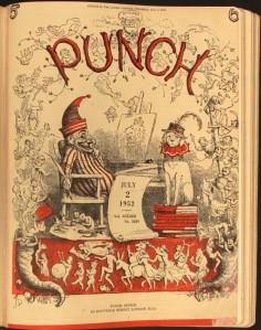 Punch, 1952