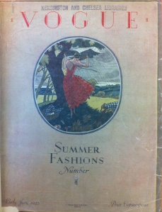 Vogue 1923