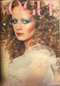 Twiggy, Vogue, 1974