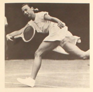 Gussie Moran, 1949