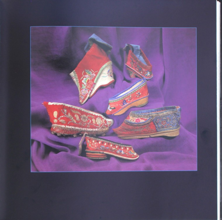 Splendid Slippers: a thousand years of an erotic tradition. Jackson Beverley, Ten Speed Press, California: 1997