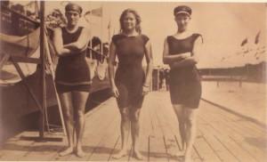 1912 Women's 100-metre freestyle Olympic swimming championship