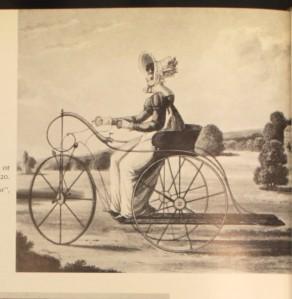 """A Pilentum"" or ""Lady's accelerator"", 1820"