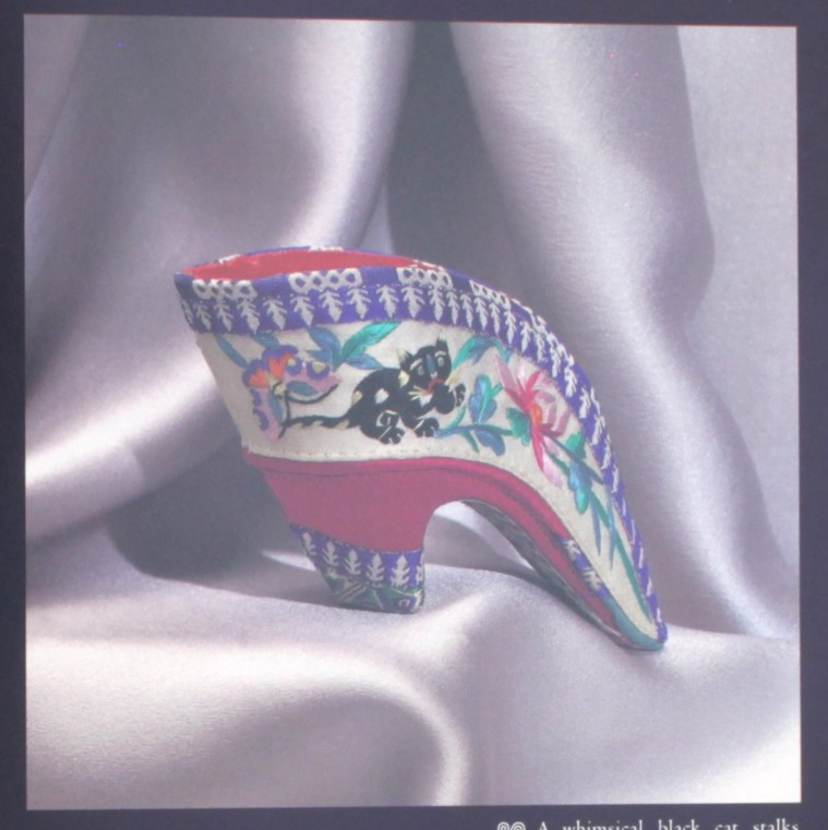 Splendid Slippers: a thousand years of an erotic tradition. Jackson, Beverley, 10 Speed Press, California: 1997