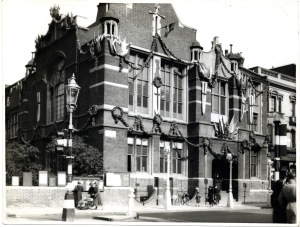 North Kensington Library, June 1935