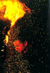 Fire celebration
