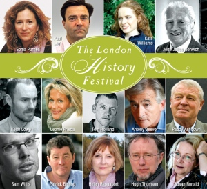London History Festival Cover 2012