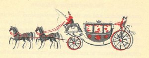 Illustration of the Lord Mayors Coach