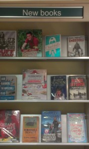 New Books on Display at Brompton Library