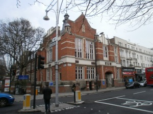 North Kensington Library