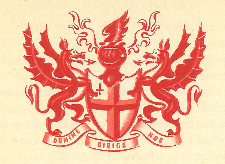 Lord Mayor of London Royal Crest