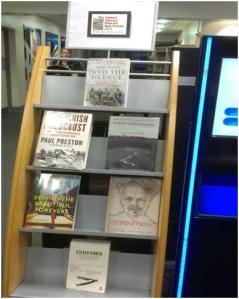 Samuel Johnson Prize for Non- Fiction- Shortlist