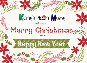 Happy Christmas from Kensington Mums!