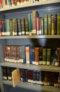 A Selection of Books in the Biography Collection