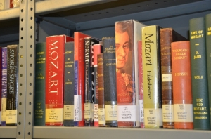 Books on Mozart