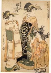 The Courtesan Madoka of the Tamaya-nai