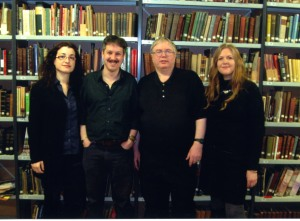 Local Studies Library team