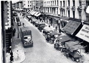 Portobello Market, 1951