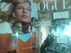 Vogue Magazine Millenium Issue, December 1999