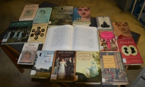 A selection of Jane Austen biographies