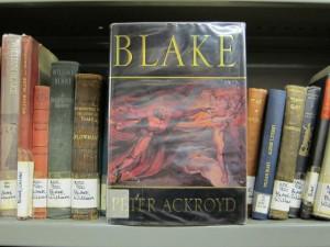William Blake by Peter Ackroyd