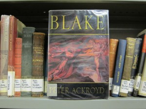 William Blake by Peter Ackroyd