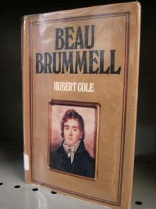 Beau Brummel by Hubert Cole