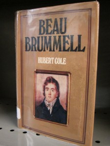 Beau Brummel by Hubert Cole