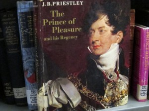 The Prince of Pleasure by J.B. Priestley