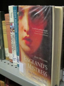 England's Mistress: The Infamous Life of Emma Hamilton by Kate Williams