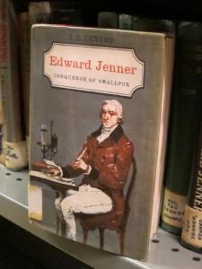 Edward Jenner by I.E. Levine