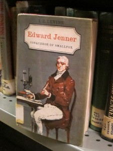 Edward Jenner by I.E. Levine