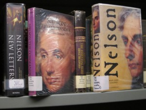 A selection of Nelson biographies