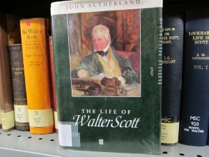 The Life of Walter Scott by John Sutherland