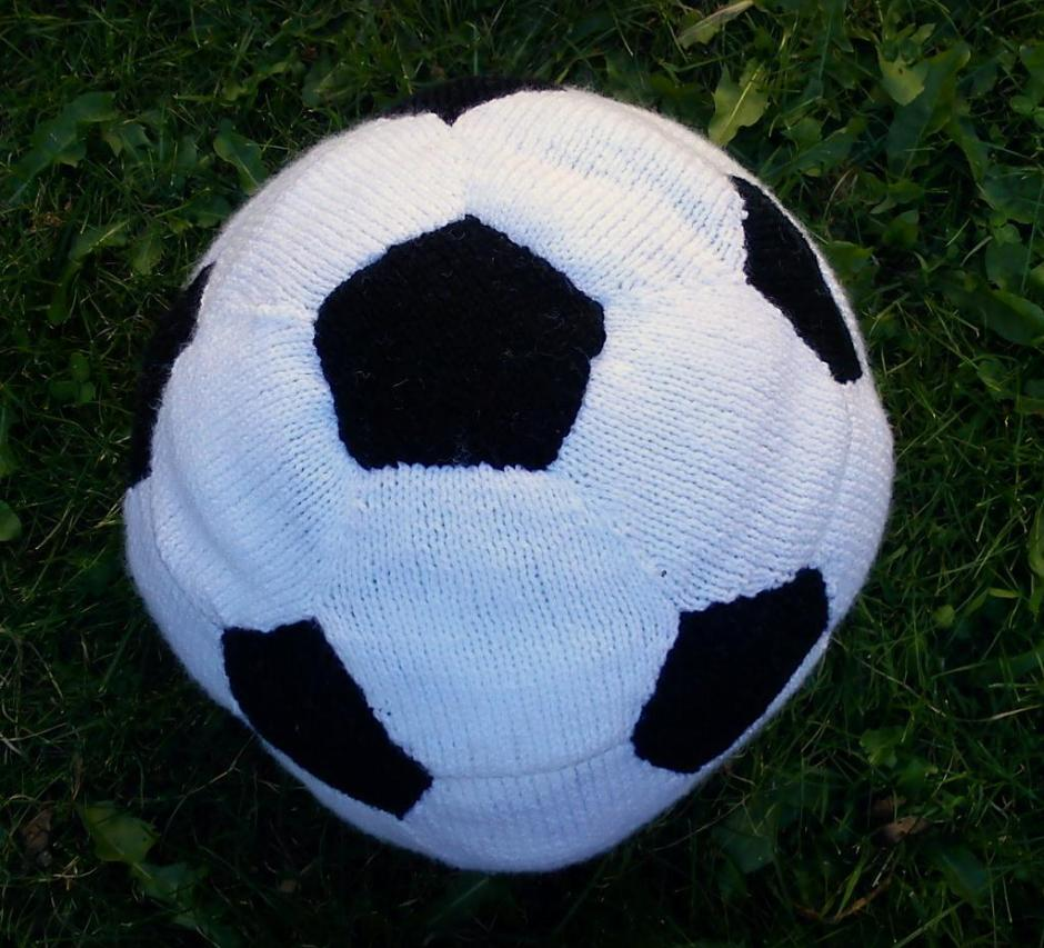 Knitted Football