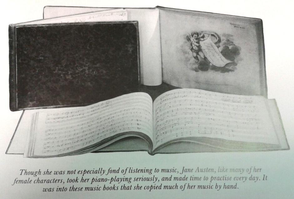Music from 'Jane Austen In Style' by Susan Watkin