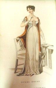 Opera dress
