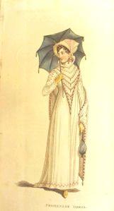 Promenade Dress, August 1811