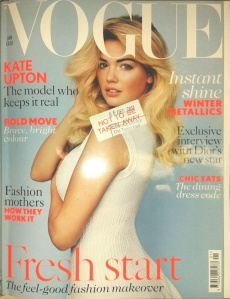 Vogue Magazine - January 2013