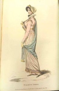 Walking Dress, 1811