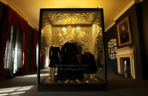 Victoria's mourning clothes on display in 'Victoria Revealed' at Kensington Palace