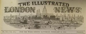 The Illustrated London News - masthead
