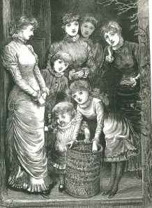 Image from The Illustrated London News, 11 February 1882