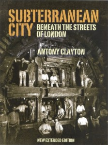 Subterranean City by Antony Clayton