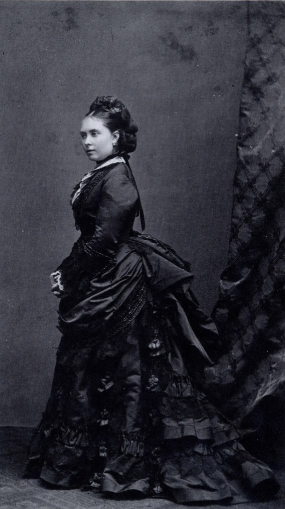 Princess Victoria in 1876
