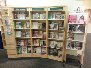 New books on display