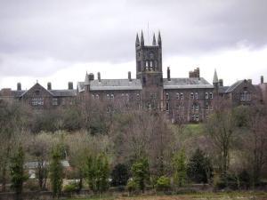 Lancaster Moor Asylum