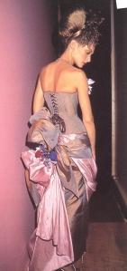 Lacroix evening dress
